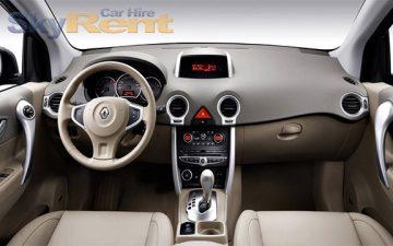 Забронировать Renault Koleos 4x4
