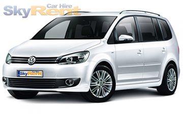 Забронировать VW Touran 6+1