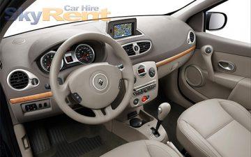 Забронировать Renault Clio III Grandtour