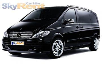 Забронировать Mercedes Benz Vito 8+1