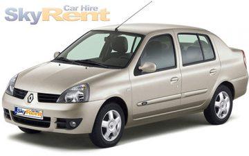 Забронировать Renault Symbol