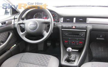 Забронировать Audi А6 c5