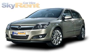 Забронировать Opel Astra H estate
