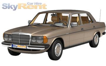 Забронировать Mercedes-Benz Benz W123