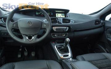 Забронировать Renault Grand Scenik III 6+1