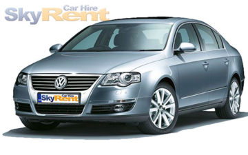 Забронировать Volkswagen Passat 6 TSI