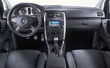 Забронировать Mercedes Benz B class