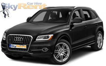 Wypożycz Audi Q5