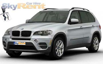 Забронировать BMW X5