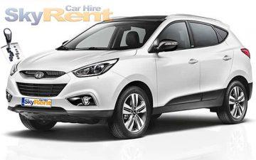 Забронировать Hyundai ix35