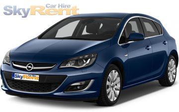 Забронировать Opel Astra J