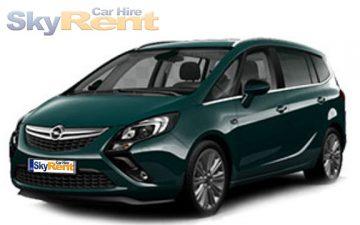 Wypożycz Opel Zafira