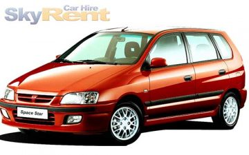 Резервирай Mitsubishi Space Star 2006