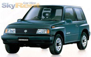 Забронировать Suzuki Escudo 3 dors