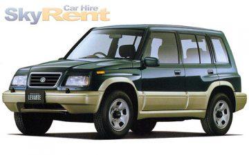 Забронировать Suzuki Escudo 5 dors
