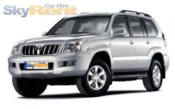 Забронировать Toyota Land Cruiser Prado