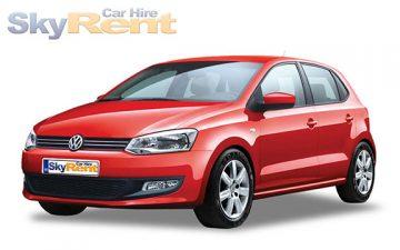 Wypożycz Volkswagen Polo