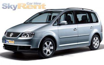 Забронировать Volkswagen Tuaran