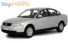 Забронировать VW Passat B5