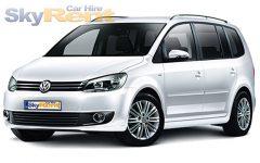 Volkswagen Touran 6+1 2015