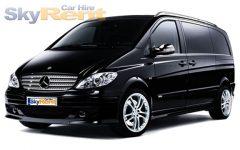 Mercedes-Benz Benz Vito 8+1