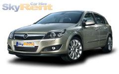Opel Astra H Estate 2009