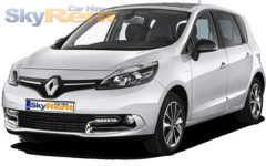 Renault Grand Scenik III 6+1  2017