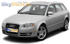 Audi A4 B6 Avant 2010