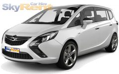 Opel Zafira C 6+1 2015