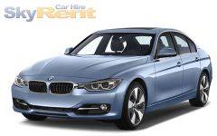 BMW F30 320 2015