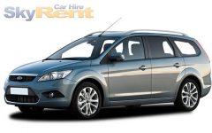 Ford Fokus 2010