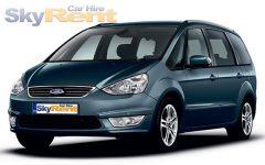 Ford Galaxy 7 Auto