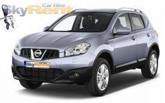 Nissan Qashqai 5+2
