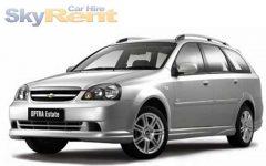 Chevrolet Lacetti SW 2009