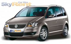Volkswagen Tuaran 2010
